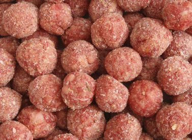 Food Image Meatballs 02
